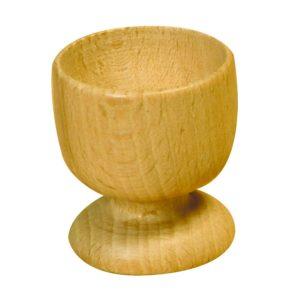 Eierbecher Holz