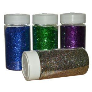 Glitzer und Glitter